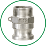 Part F - NPT Adapter (Male)
