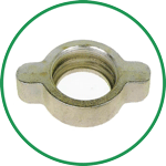 Ground Joint Wing Nuts