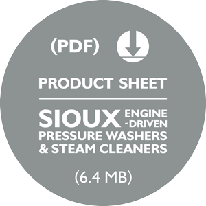 Sioux Washers Product Sheet