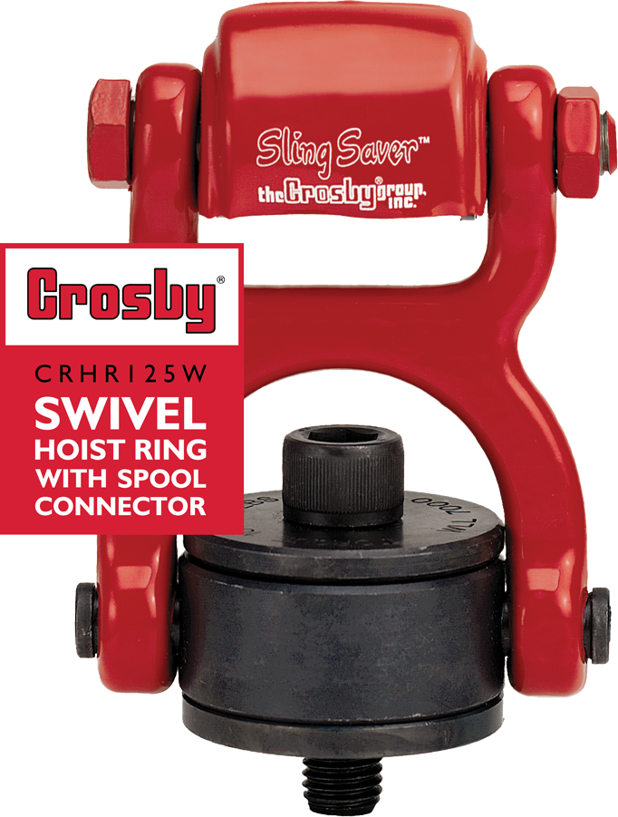 CRHR125W Sling Saver Swivel Hoist Ring