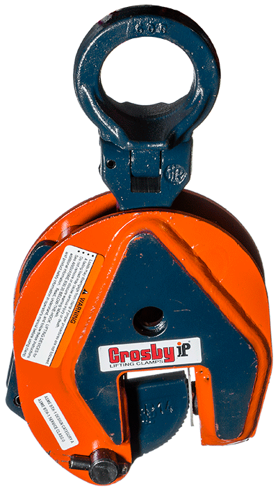 Crosby Plate Lifting Clamp - 1 Ton