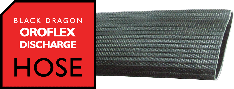 G1373 Oroflex Black Dragon Water Discharge Hose