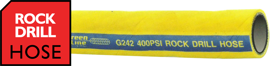G242 Yellow Rock Drill