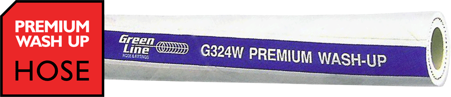 G324W Premium Wash Up Hose