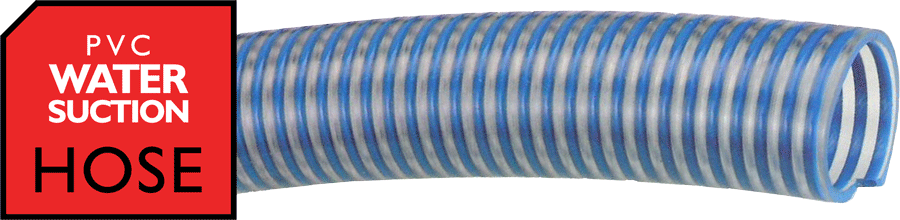 G941BW Blue Water Suction Hose