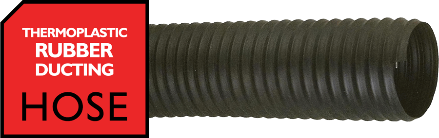 GTPR TPR Thermoplastic Rubber Ducting