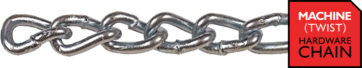 Machine Twist Chain